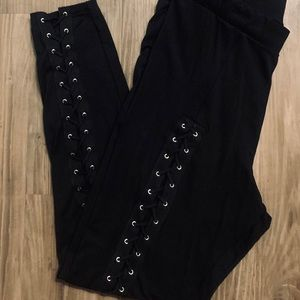 Forever 21 leggings black size OX no tags